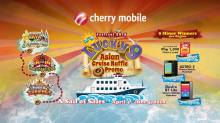 Cherry Mobile Festival 2018 Lucky 9 Asian Cruise Raffle Promo cover