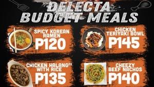 Delecta Budget Meals FI