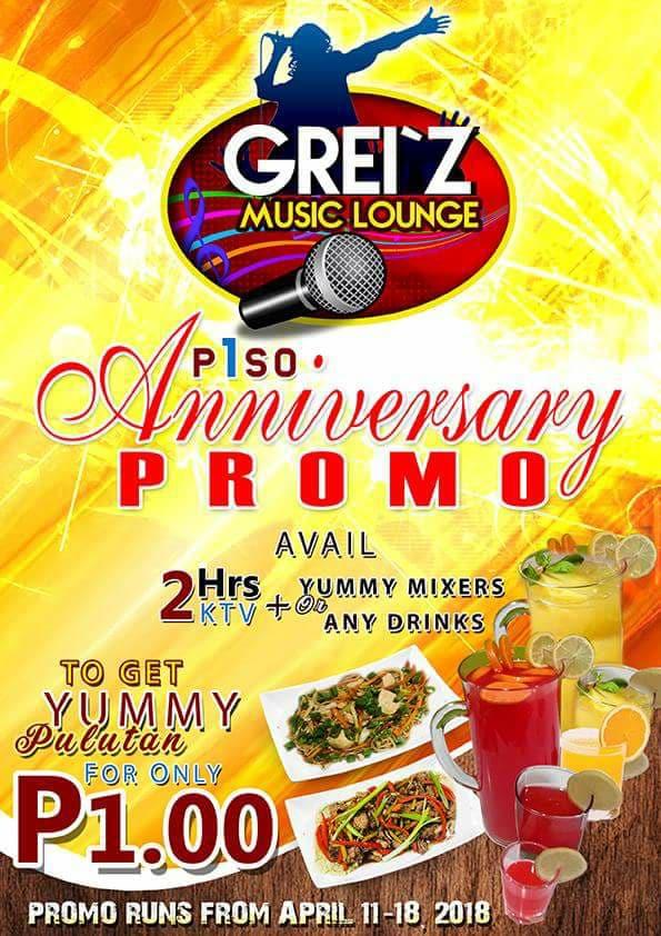 greiz piso anniversary promo