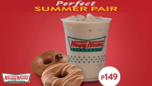 Krispy Kreme Perfect Summer Pair FI