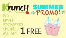 Krunch Summer Promo FI