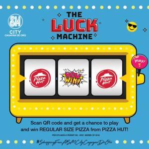 Lucky Machine Pizza Hut