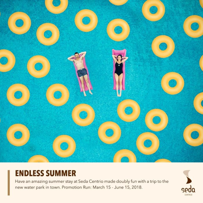 seda centrio endless summer
