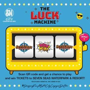 The Luck Machine Seven Seas