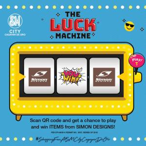Lucky Machine Simon Designs