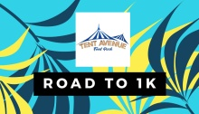 Tent Avenue Road To 1k FI