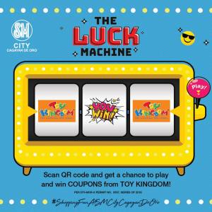 Lucky Machine Toy Kingdom