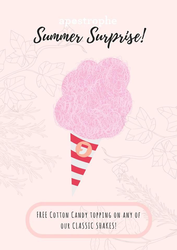 Apostrophe Summer Surprise