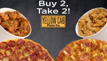 BDO Buy 2 Take 2 at Yellow Cab FI