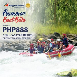 PAL summer seat sale cebu-CDO