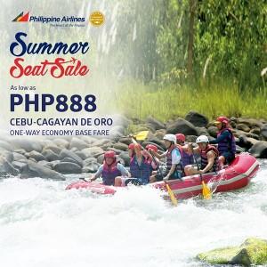 PAL summer seat sale cebu-CDO