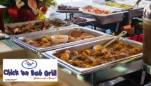 Chick en Bab Grill Seafoods and Restaurant P149 buffet FI