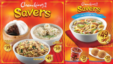 chowking savers coupons FI