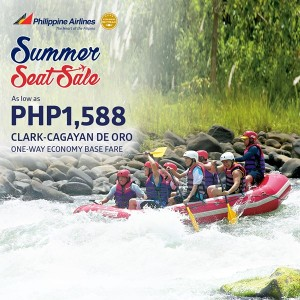 PAL summer seat sale clark-cdo