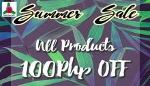 Crinkle Crepe Crafts Summer Sale FI