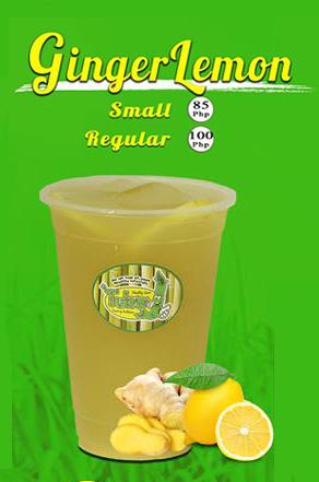 ginger Lemon Tubo J