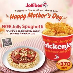 jolibee mothers day promo