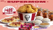 KFC Supermom Bucket Meal FI