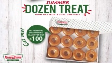 Krispy Kreme Summer Dozen Treat FI