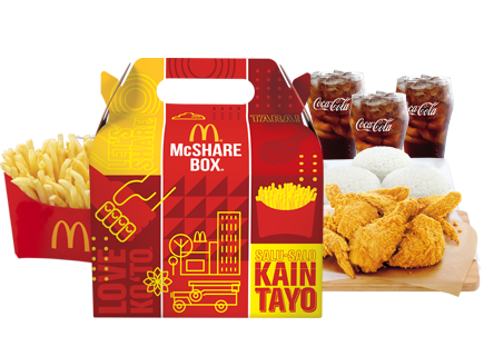 McShare Bundle for 3