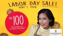 Mercedes Bakery Labor Day Sale FI