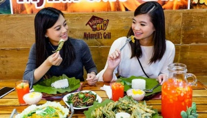 Mykarelli's Grill Lifestyle District Monday and Tuesday Free Food