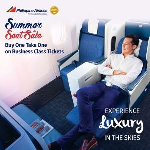 PAL summer Seat Sale business class