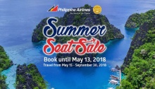PAL summer Seat Sale FI