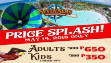 Seven Seas Price Splash FI2