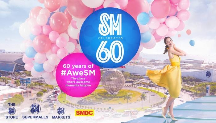 SM celebrates 60 years FI