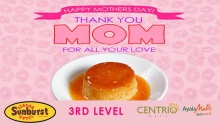 Sunburst mother's day promo FI