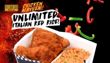 Yellow Cab Unlimited Italian Red Rice FI