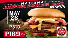zarks burger national jaw breaker day FI