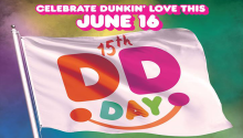 15th DDday - FREE Dunkin Donuts FI