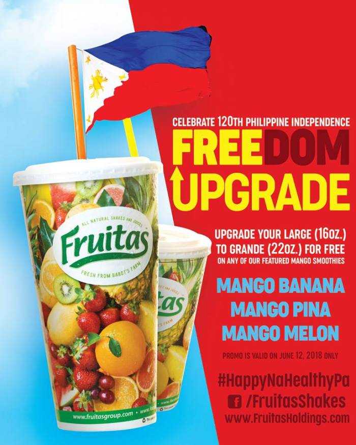 Fruitas Freedom Upgrade