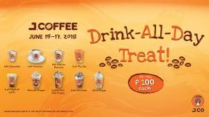 JCO Drink All Day Treat