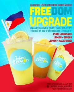 Johnn Lemon Freedom Upgrade