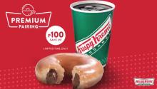 Krispy Kreme Premium Pairing FI