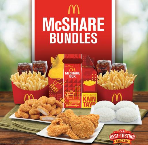 McShare Bundles