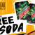 Movie Goers get Free Soda from Yellow Cab Limketkai FI
