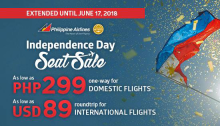 PAL independence day seat sale extended FI