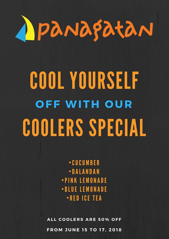 Panagatan Coolers Special