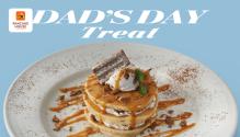 Pancake House Dads Day Treat FI