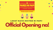 pares ni papi official opening FI