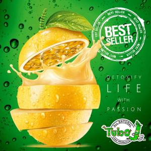 Tubo J Passion Fruit