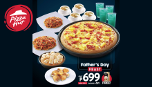 Pizza Hut Fathers Day Feast FI