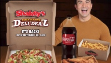Shakey's pizza-mazing deli-deal is back FI