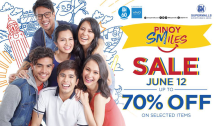 SM Supermalls PinoySMiles FI