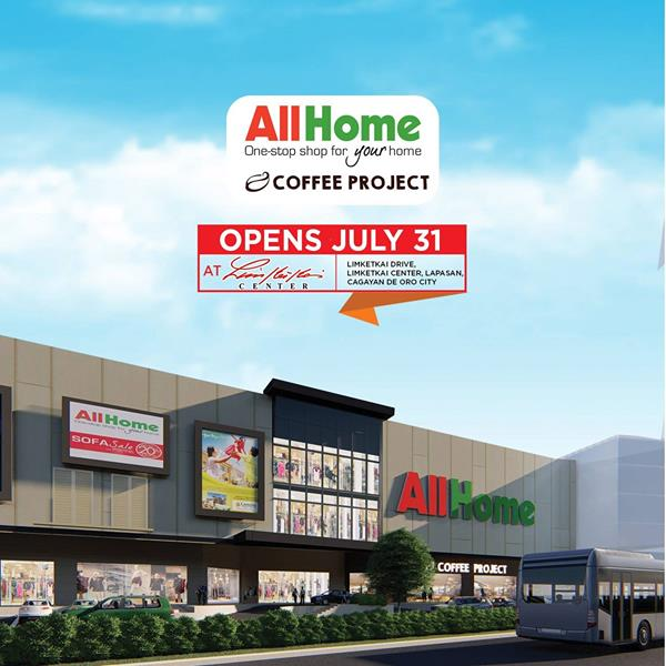 All Home Opening