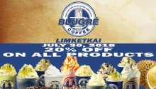 Blugre Coffee Limketkai Grand Opening FI